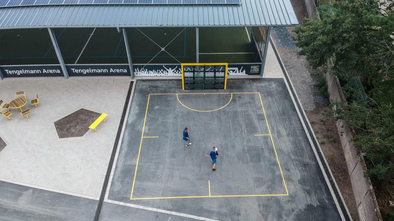 Yalp Sutu - Fußballwand - Sportanlage
