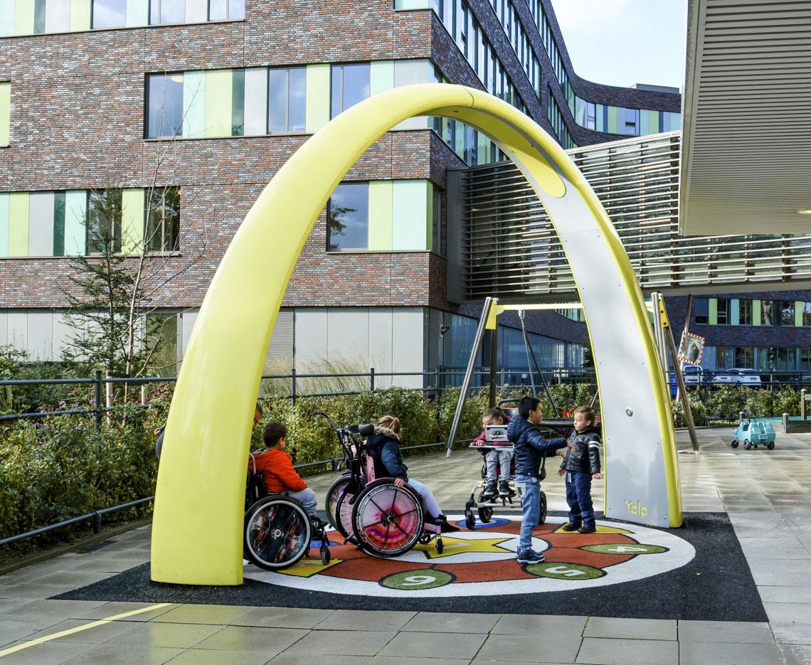 Inklusion; zusammen spielen mit oder ohne Behinderungen!