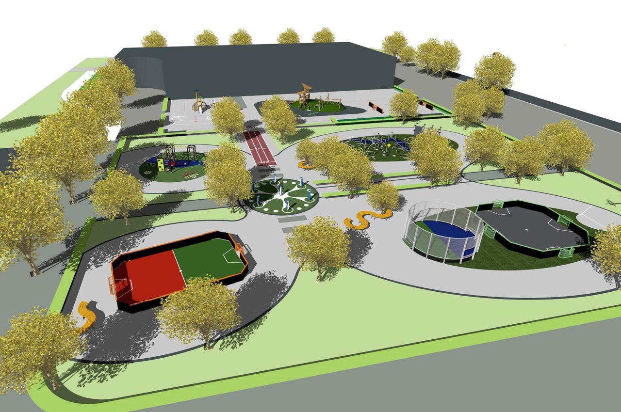 Yalp Design Service - Spiel- und Sportplatz