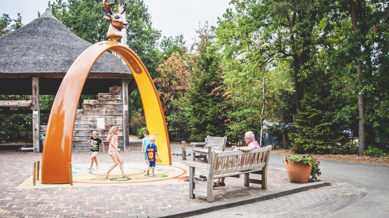 Thematisierte Yalp Sona - Campingplatz de Pampel (NL)