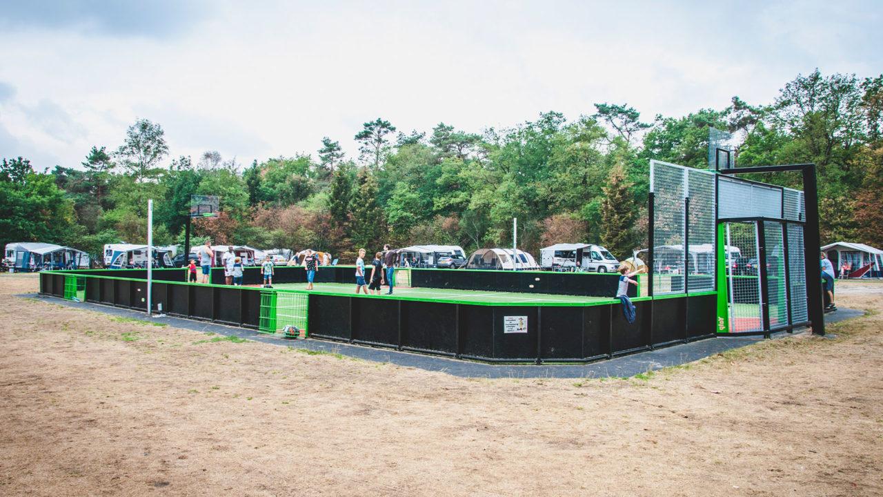 Der klassische Sportplatz