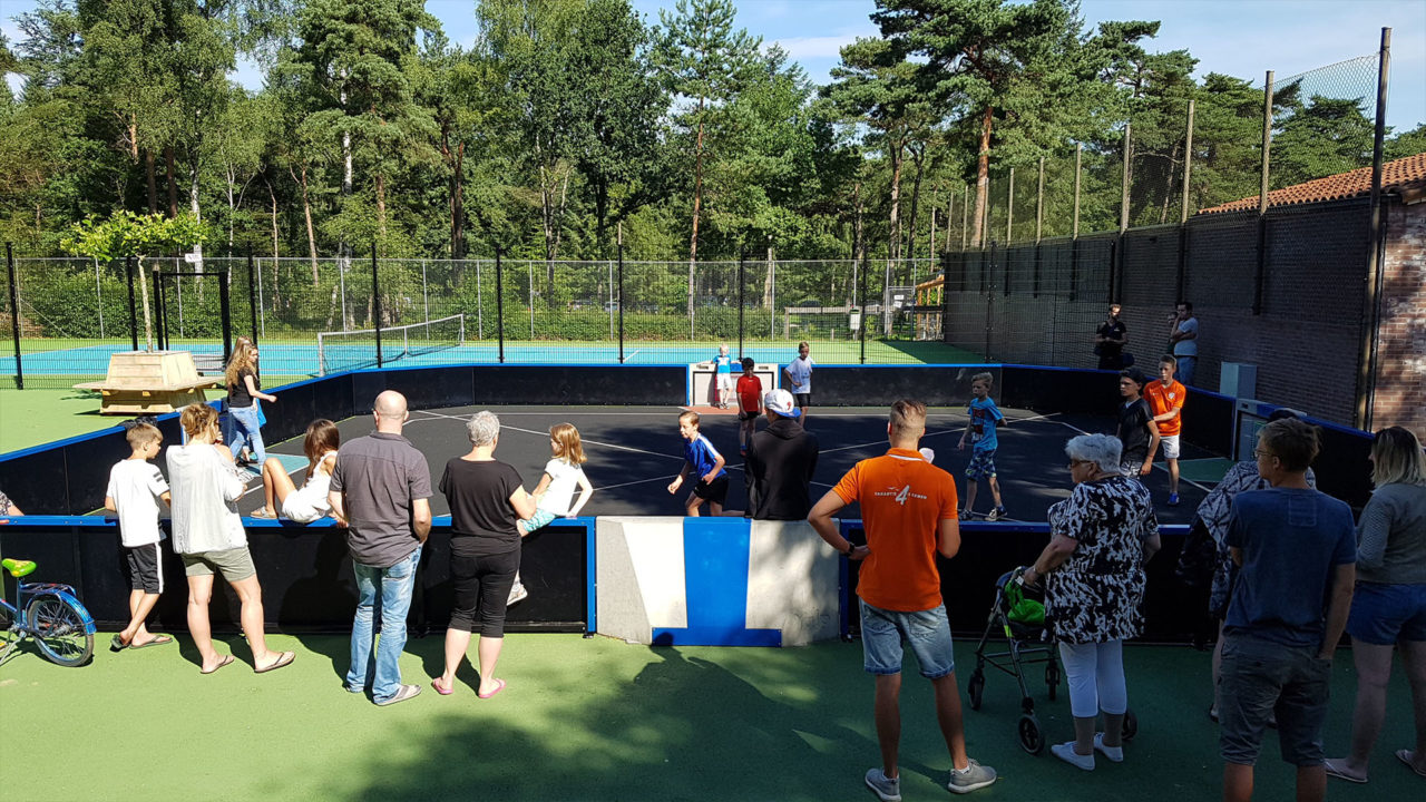 Yalp Toro - Mehrzwecksportplatz - Campingplatz het grote Bos (NL)