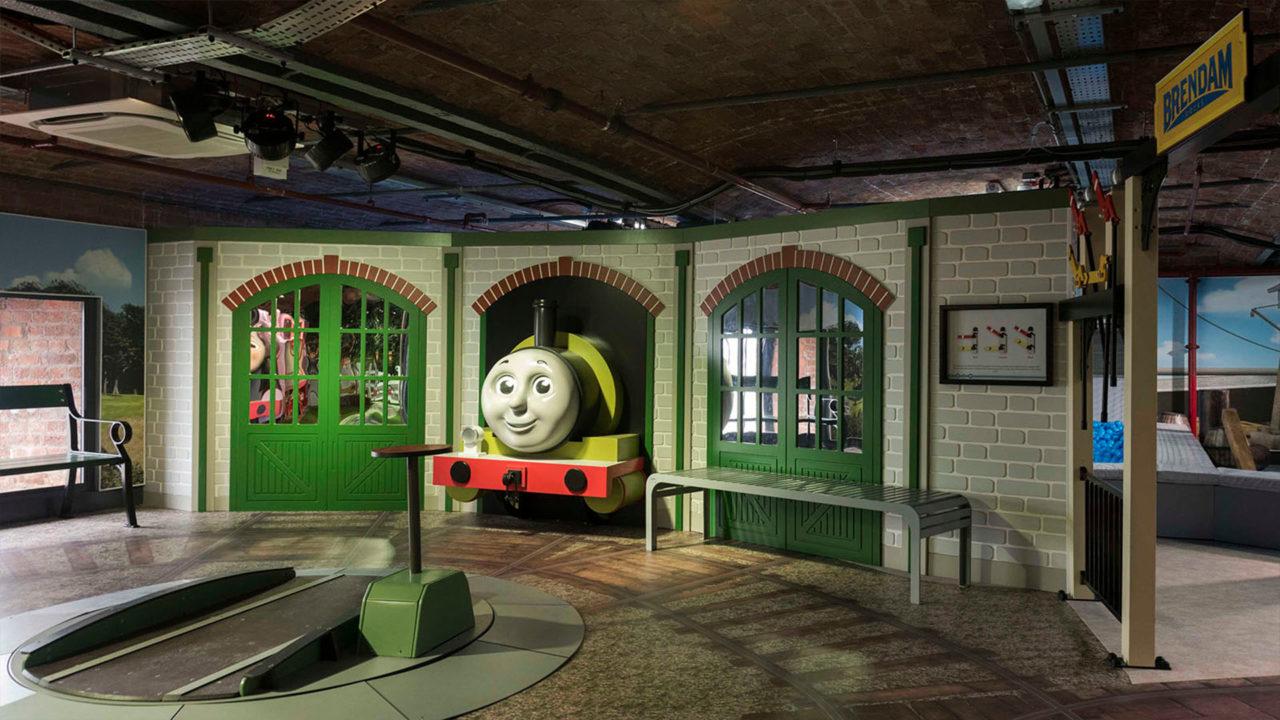 Lappset_Creative_Indoor_Thomas_Mattel_Play