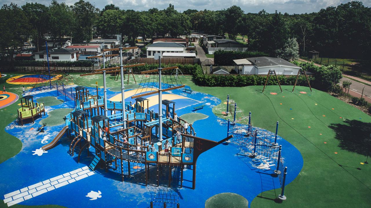 Lappset - Themenspielplatz im Kids Wonderland