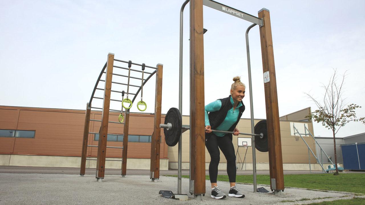 Lappset - Fitness Park