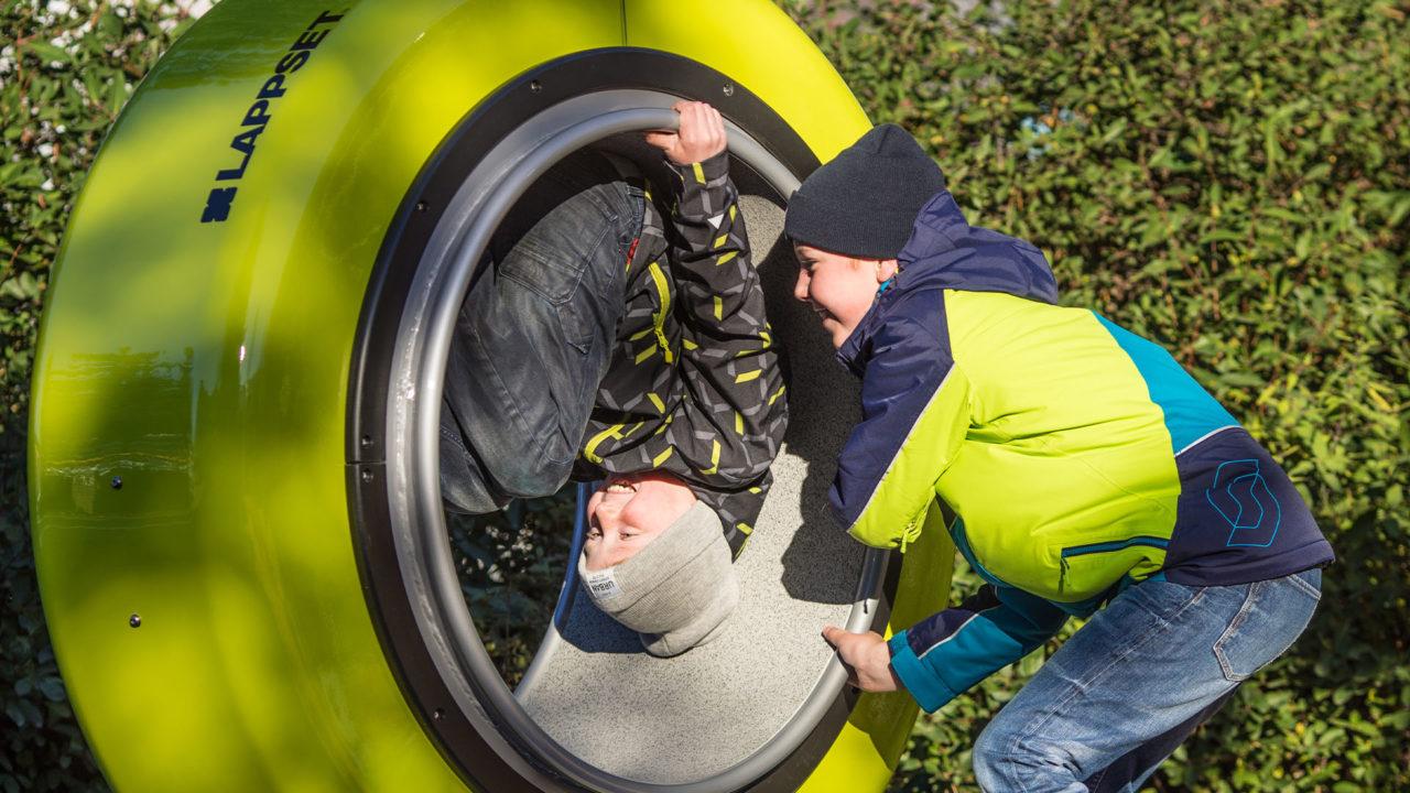 Lappset Einzelgeräte - Karussel Waschmaschine