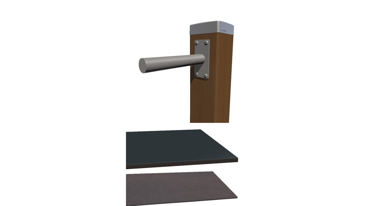 Lappset - Farboption Solid
