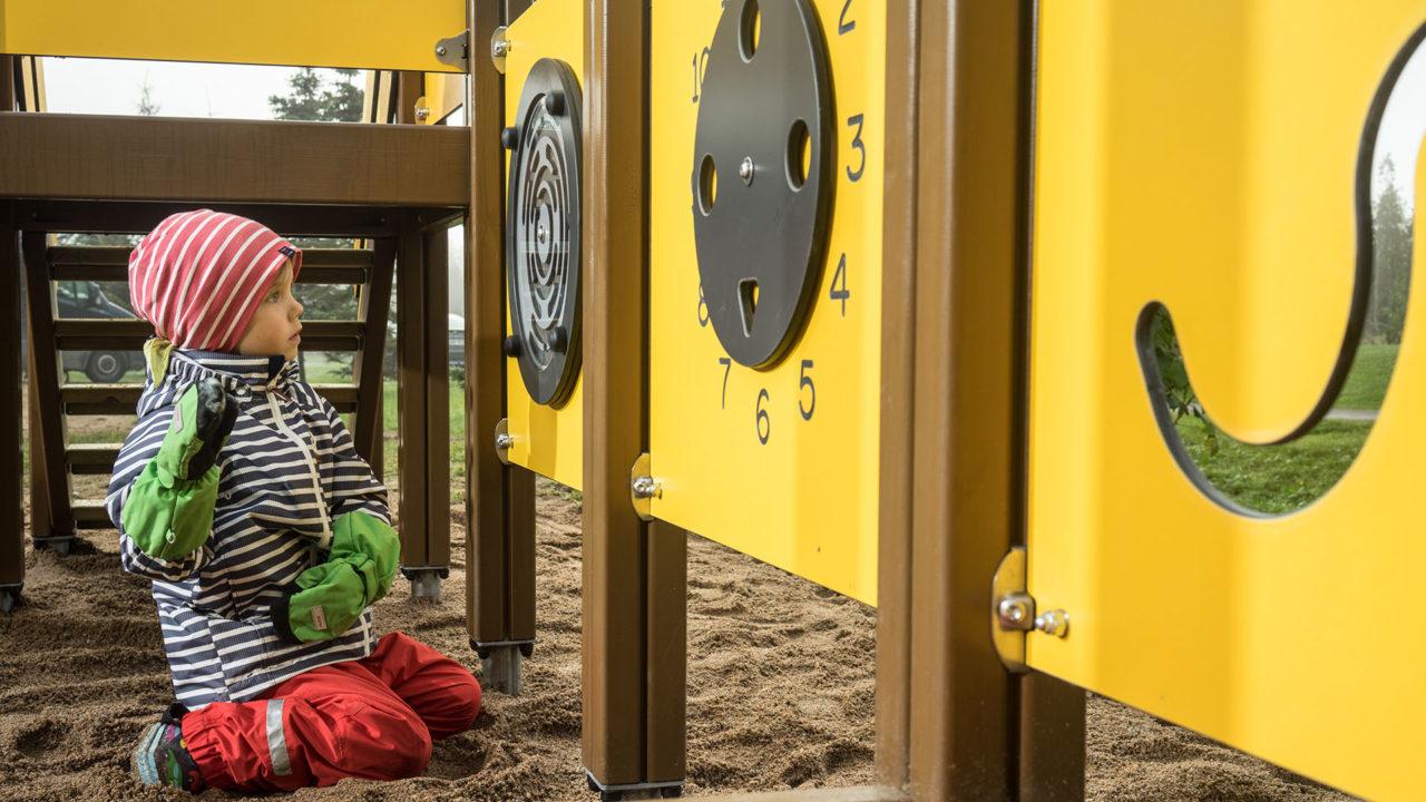 Lappset Finno - ABC Spielplatzgeräte