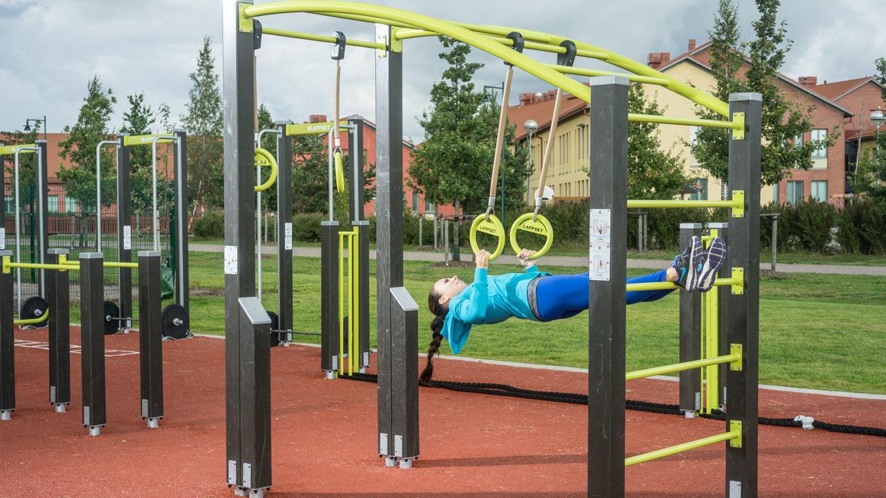 Fitness Monkey Bars - 081230M