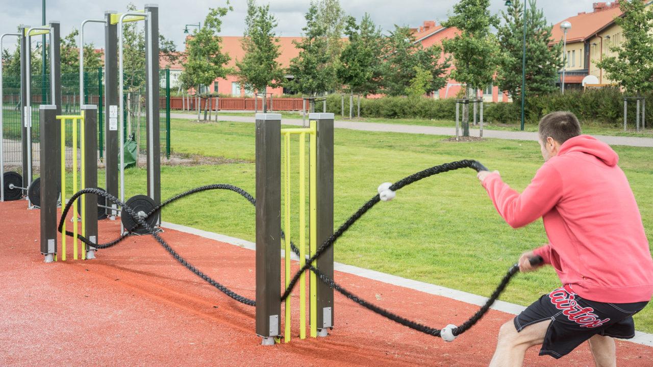 Fitness Battling Ropes - 081255M