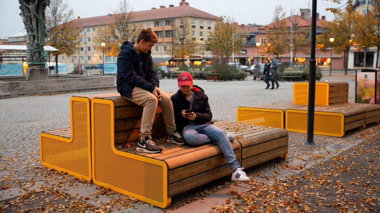 Lappset Sweden - Park- und Außenmöbel