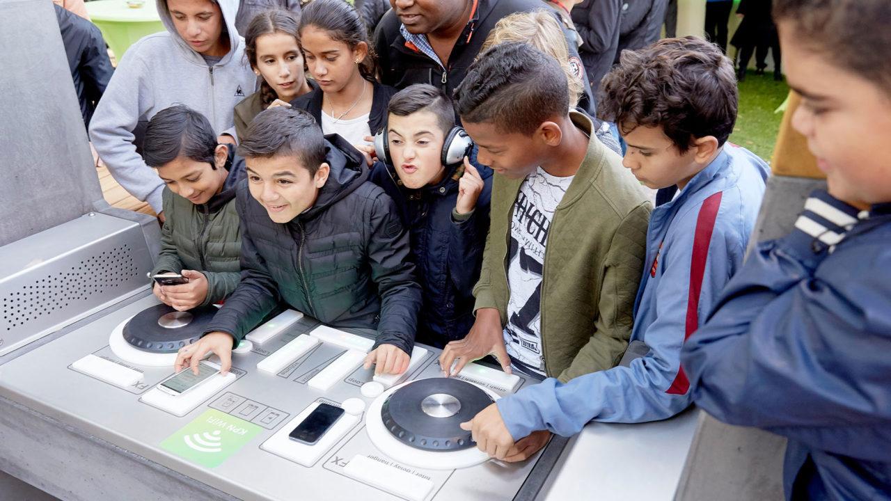 Yalp Fono - DJ Pult