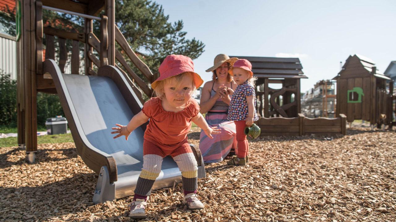 Troll Village – der Naturspielplatz auf dem es jede Menge Spaß für die Kleinen gibt!