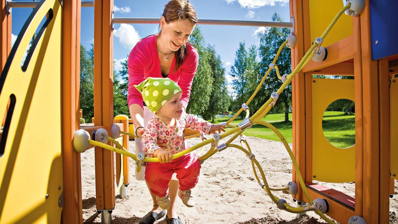 ABC – Spielplatzgeräte für die Kleinen